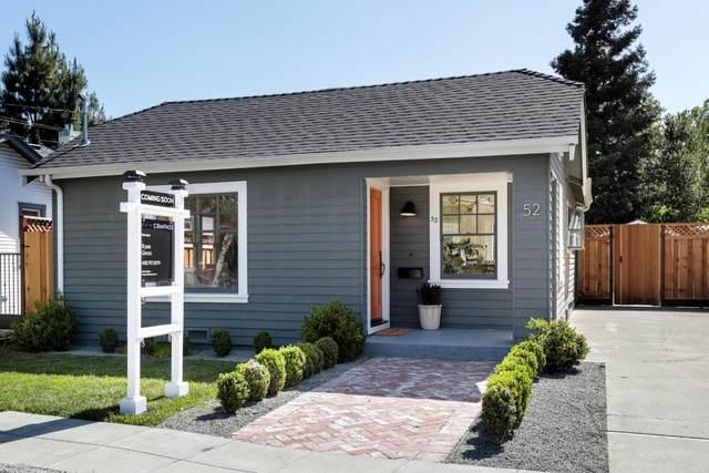 52 S Morrison Ave, San Jose, CA 95126 (#ML81843148) :: Real Estate Experts