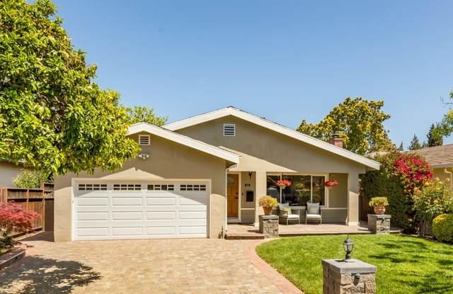266 Walker Dr, Mountain View, CA 94043 (#ML81843399) :: The Goss Real Estate Group, Keller Williams Bay Area Estates