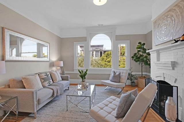 3557 23rd St, San Francisco, CA 94110 (#ML81843584) :: Strock Real Estate