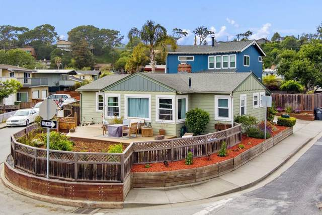 205 Treasure Island Dr, Aptos, CA 95003 (#ML81843625) :: Schneider Estates