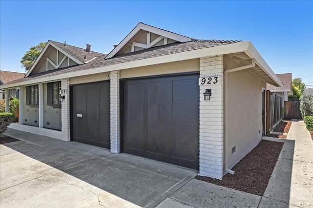 925 Henderson Ave, Sunnyvale, CA 94086 (#ML81843890) :: RE/MAX Gold