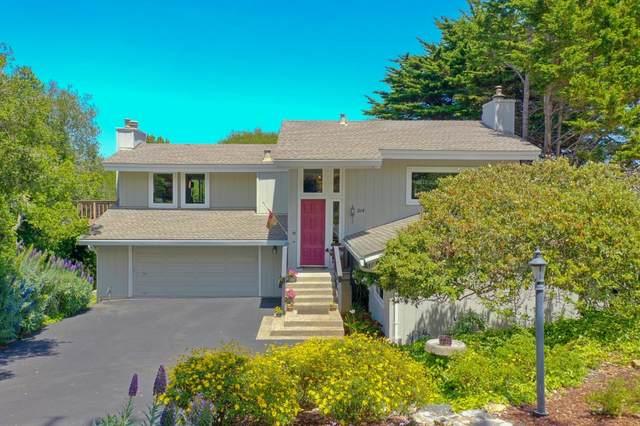 214 Mar Vista Dr, Monterey, CA 93940 (#ML81844281) :: Schneider Estates