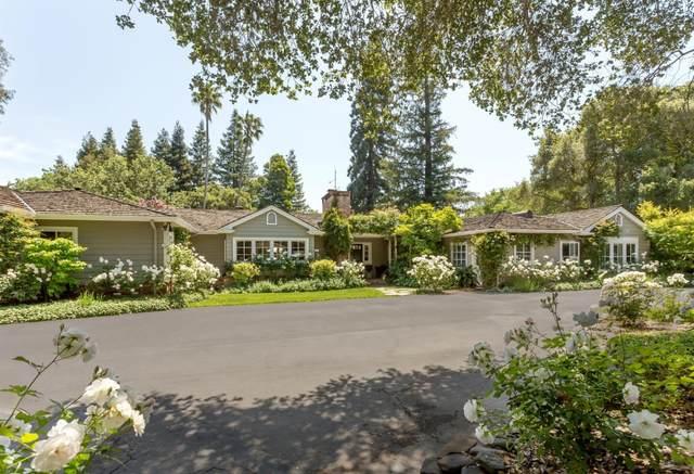 345 Stockbridge Ave, Atherton, CA 94027 (#ML81844303) :: Real Estate Experts