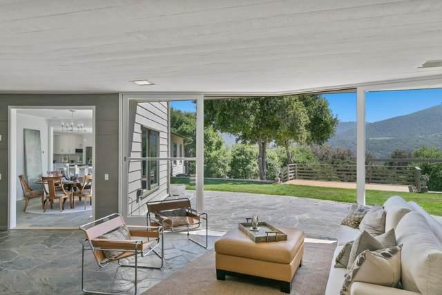 510 Laureles Grade, Carmel Valley, CA 93924 (#ML81845209) :: Real Estate Experts