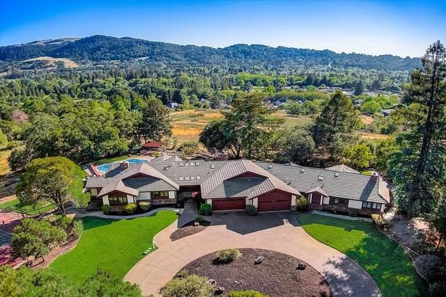4754 Hillsboro Cir, Santa Rosa, CA 95405 (#ML81845595) :: Strock Real Estate