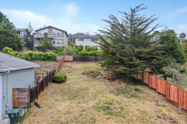 0 San Carlos Ave, El Granada, CA 94018 (#ML81845698) :: Schneider Estates