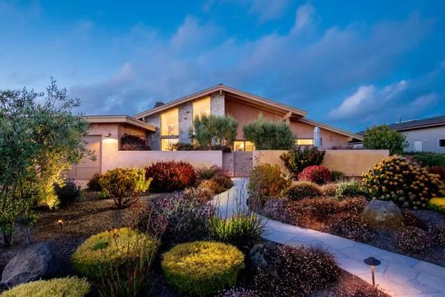 2963 Cuesta Way, Carmel, CA 93923 (#ML81845843) :: The Realty Society