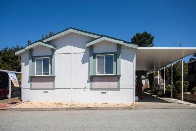48 Oceanview Ave 48, Half Moon Bay, CA 94019 (#ML81845864) :: Paymon Real Estate Group