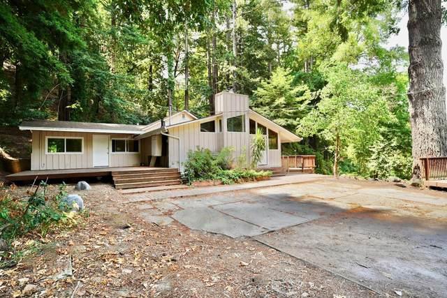 1753 Glenwood Dr, Scotts Valley, CA 95066 (#ML81845871) :: Real Estate Experts