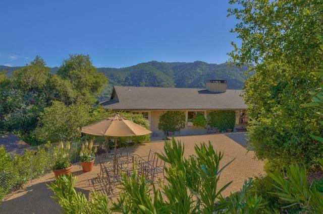 105 Laurel Dr, Carmel Valley, CA 93924 (#ML81845901) :: Schneider Estates