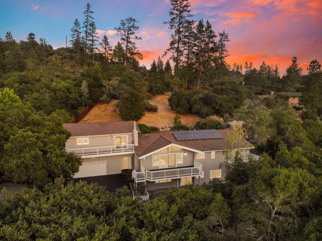 8212 Ridgeview Dr, Ben Lomond, CA 95005 (#ML81845966) :: Real Estate Experts