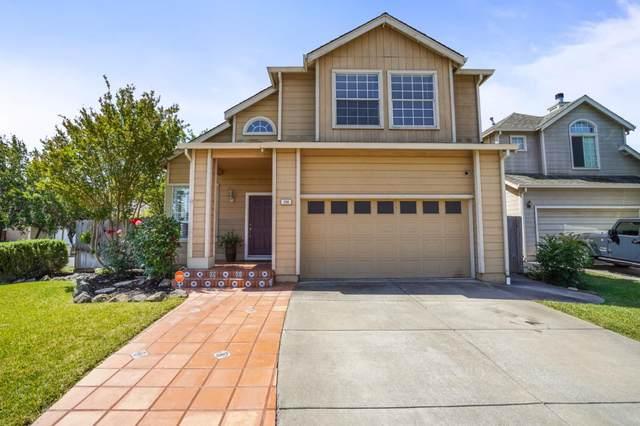 200 Yarrow Ct, Suisun City, CA 94585 (MLS #ML81846093) :: Compass
