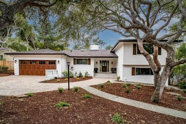 1176 Arroyo Dr, Pebble Beach, CA 93953 (#ML81846385) :: Alex Brant