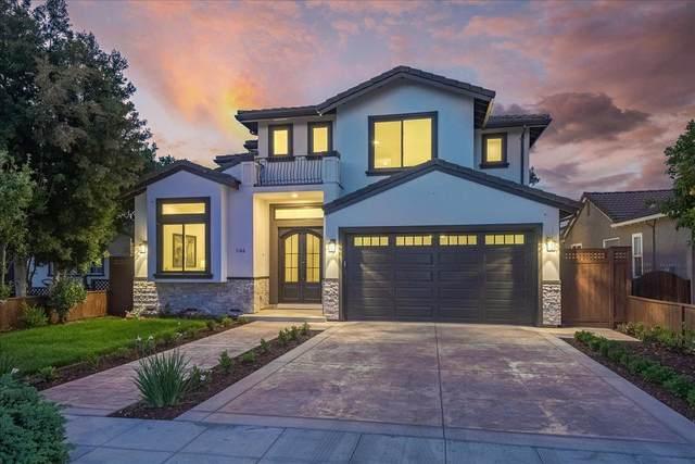 1166 Prevost St, San Jose, CA 95125 (#ML81846614) :: Paymon Real Estate Group
