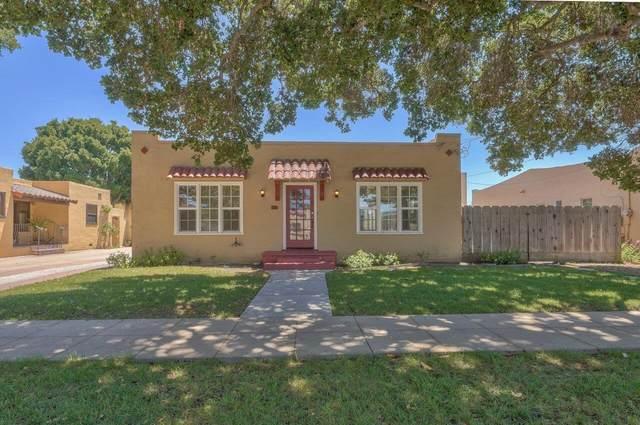 126 Oak St, Salinas, CA 93901 (MLS #ML81846666) :: Compass