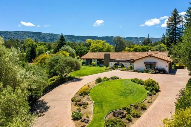 14045 Apricot Hl, Saratoga, CA 95070 (#ML81847125) :: Intero Real Estate