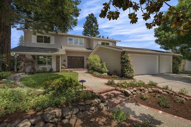 1204 Lubich Dr, Mountain View, CA 94040 (#ML81847200) :: Robert Balina | Synergize Realty