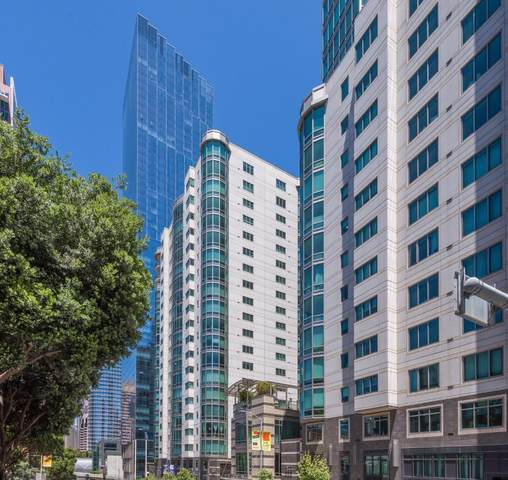 355 1st St S1004, San Francisco, CA 94105 (#ML81847212) :: Schneider Estates