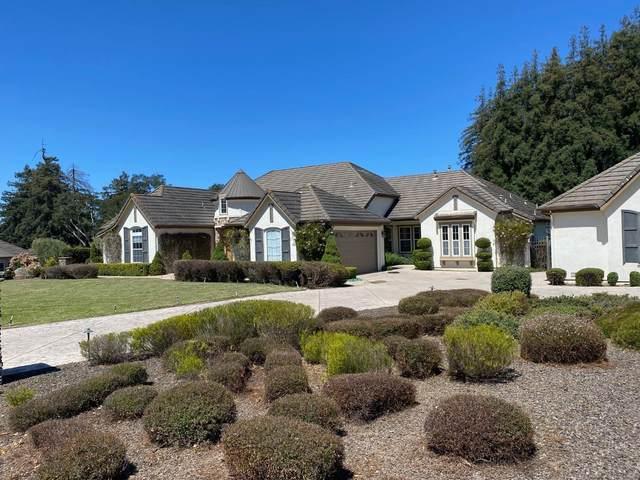 3923 Mainsail Pl, Soquel, CA 95073 (#ML81847220) :: The Kulda Real Estate Group