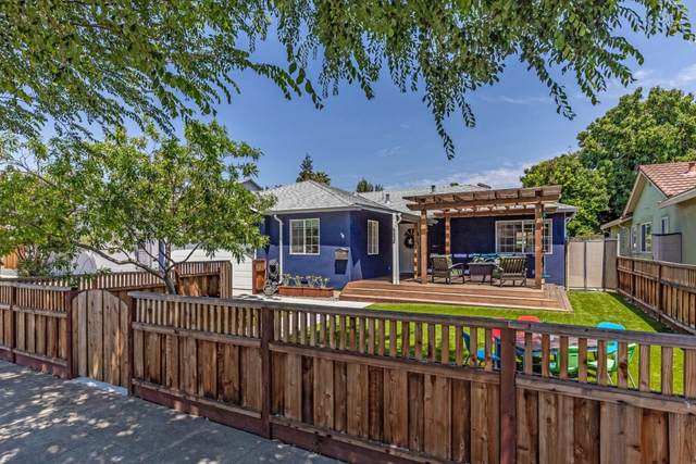 542 Clifton Ave, San Jose, CA 95128 (#ML81847231) :: The Realty Society