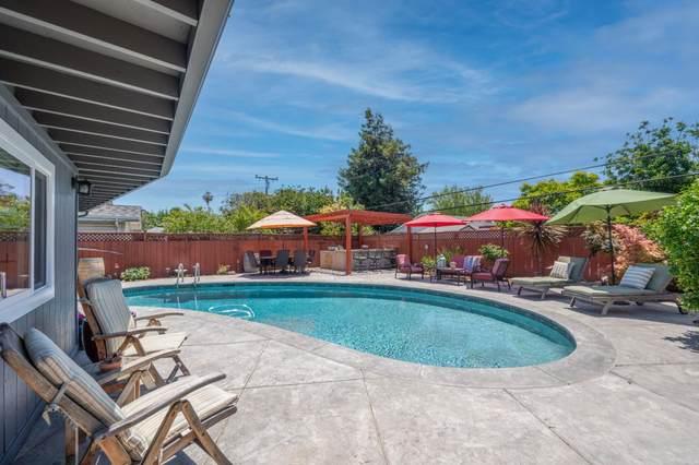 980 Patricia Ave, San Mateo, CA 94401 (#ML81847380) :: Strock Real Estate