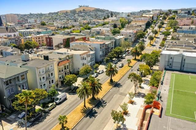 937 Dolores St A, San Francisco, CA 94110 (#ML81847413) :: Robert Balina | Synergize Realty