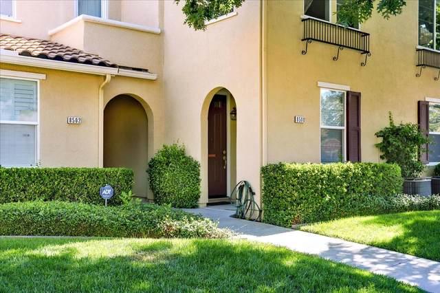 8500 Crystal Walk Cir 100, Elk Grove, CA 95758 (#ML81847727) :: Real Estate Experts