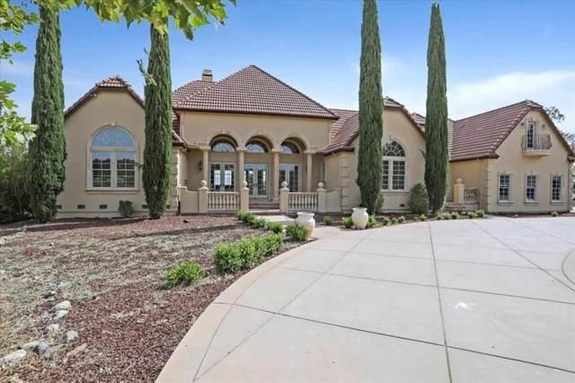 1120 Wallace Road Rd, Placerville, CA 95667 (#ML81847736) :: Schneider Estates