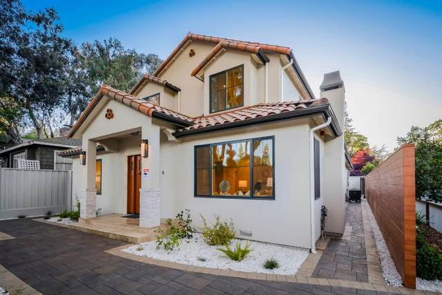 103 Stanford Ave, Menlo Park, CA 94025 (#ML81847770) :: The Sean Cooper Real Estate Group