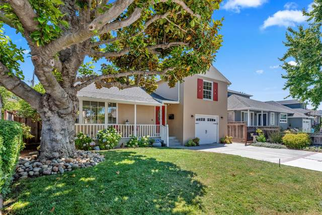 1205 Birch Ave, San Mateo, CA 94402 (#ML81847962) :: The Sean Cooper Real Estate Group
