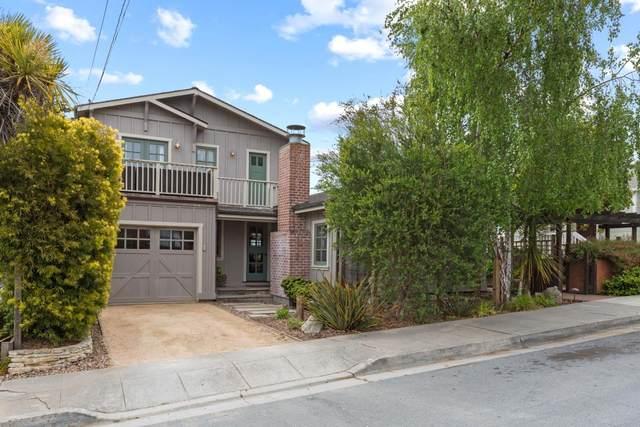 231 Cypress Ave, Pacific Grove, CA 93950 (#ML81848027) :: Alex Brant