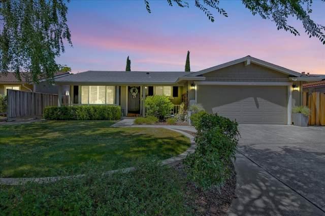581 Chickasaw Ct, San Jose, CA 95123 (#ML81848283) :: Alex Brant