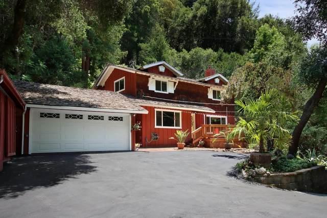 12734 Irwin Way, Boulder Creek, CA 95006 (#ML81848442) :: Strock Real Estate