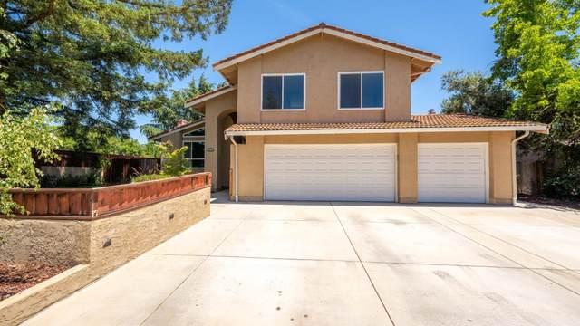 100 Ross Creek Ct, Los Gatos, CA 95032 (#ML81848509) :: The Sean Cooper Real Estate Group