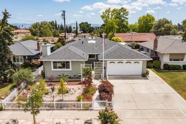 1204 Dresden Way, San Jose, CA 95129 (#ML81848560) :: Real Estate Experts