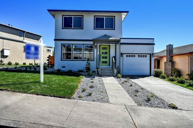 658 Foothill Dr, Pacifica, CA 94044 (#ML81848593) :: Strock Real Estate