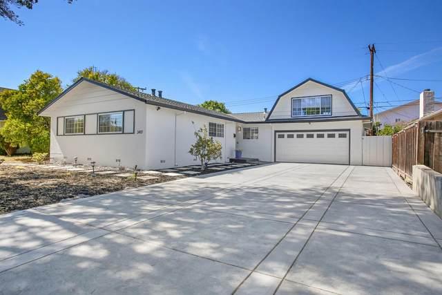 3417 Cooper Dr, Santa Clara, CA 95051 (#ML81848595) :: The Sean Cooper Real Estate Group