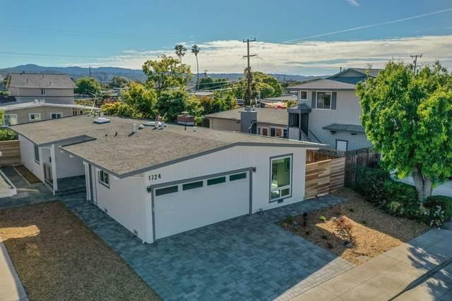 1724 Eisenhower St, San Mateo, CA 94403 (#ML81848642) :: Paymon Real Estate Group