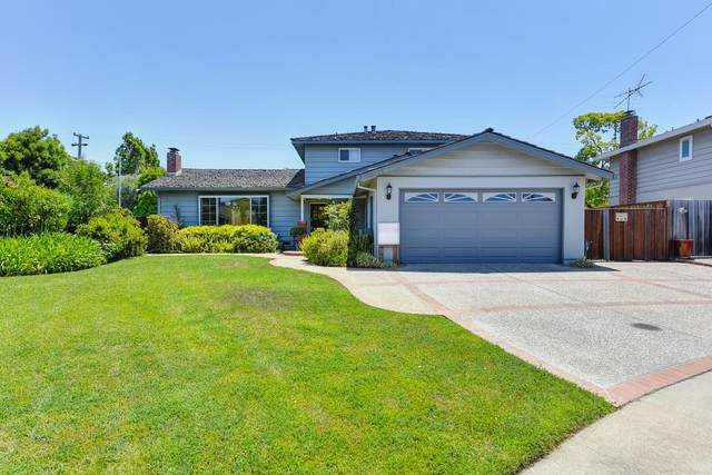 10328 Brittany Ct, Cupertino, CA 95014 (#ML81848689) :: The Realty Society