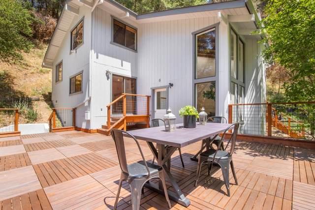6 Blackberry Ln, Boulder Creek, CA 95006 (#ML81848697) :: Strock Real Estate