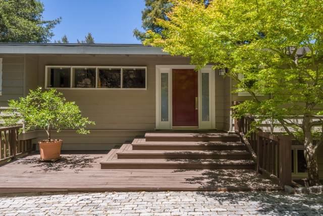 790 Patrol Rd, Woodside, CA 94062 (#ML81848744) :: The Kulda Real Estate Group