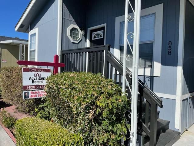 1085 Tasman Dr 858, Sunnyvale, CA 94089 (#ML81849030) :: Intero Real Estate