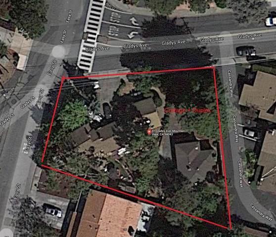 41 Gladys Ave, Mountain View, CA 94043 (#ML81849269) :: Paymon Real Estate Group