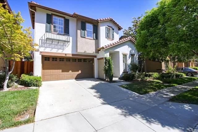 819 Brevins Loop, San Jose, CA 95125 (#ML81849334) :: The Realty Society