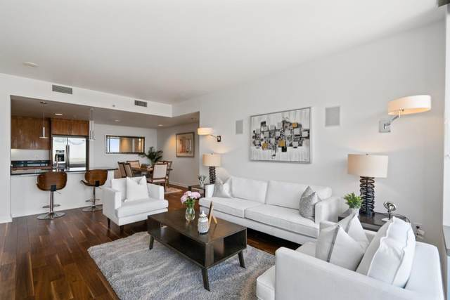 38 N Almaden Blvd 1619, San Jose, CA 95110 (#ML81849447) :: Real Estate Experts