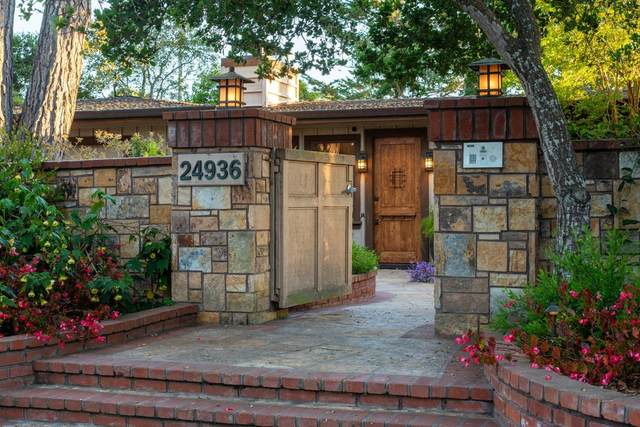 24936 Valley Way, Carmel, CA 93923 (#ML81849470) :: Real Estate Experts