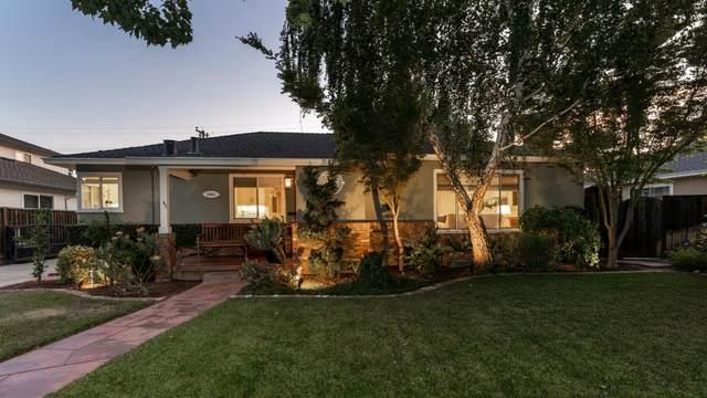 2061 Ellen Ave, San Jose, CA 95125 (#ML81849575) :: The Realty Society