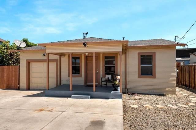 2911 Crocker Ave, Redwood City, CA 94063 (#ML81849596) :: Strock Real Estate