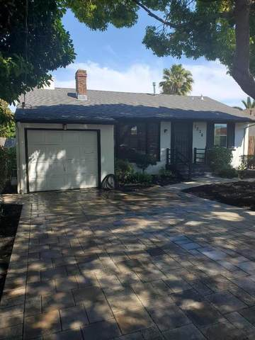 1236 Hollyburne Ave, Menlo Park, CA 94025 (MLS #ML81849768) :: Compass