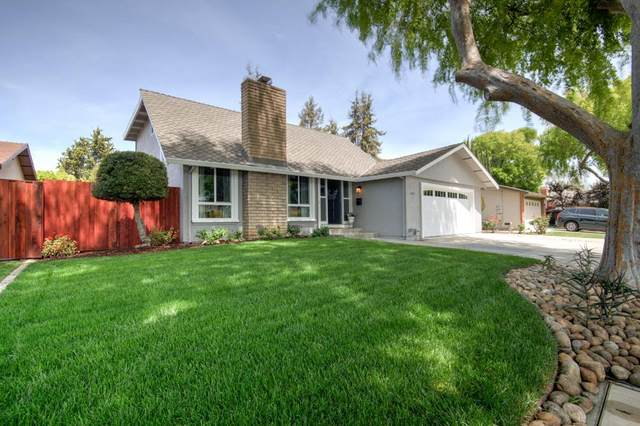 1095 Clematis Dr, Sunnyvale, CA 94086 (#ML81849962) :: RE/MAX Gold